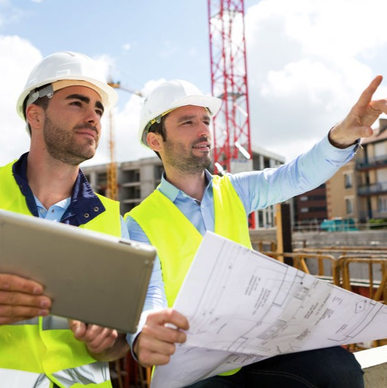מערכת בקרת תזרים לחברה בתחום הבנייה
